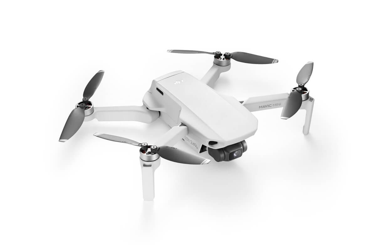dji mavic mini drone profesional
