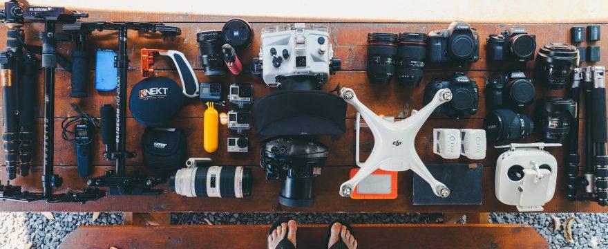 mejores accesorios para drones