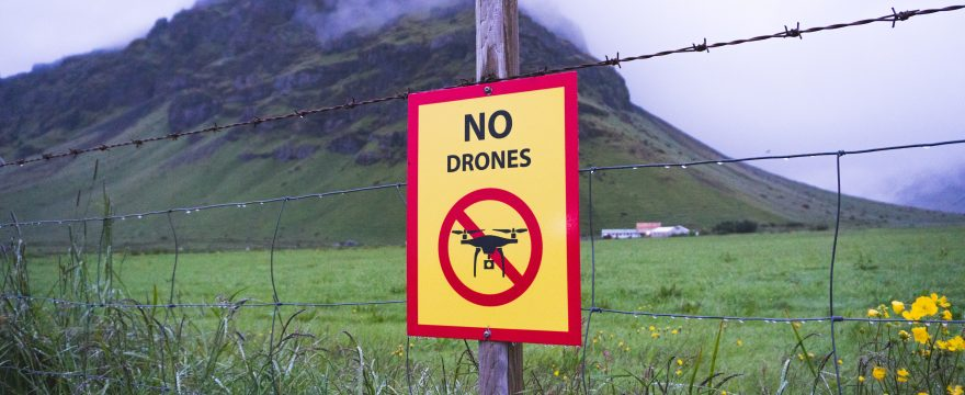 Normativa de los Drones